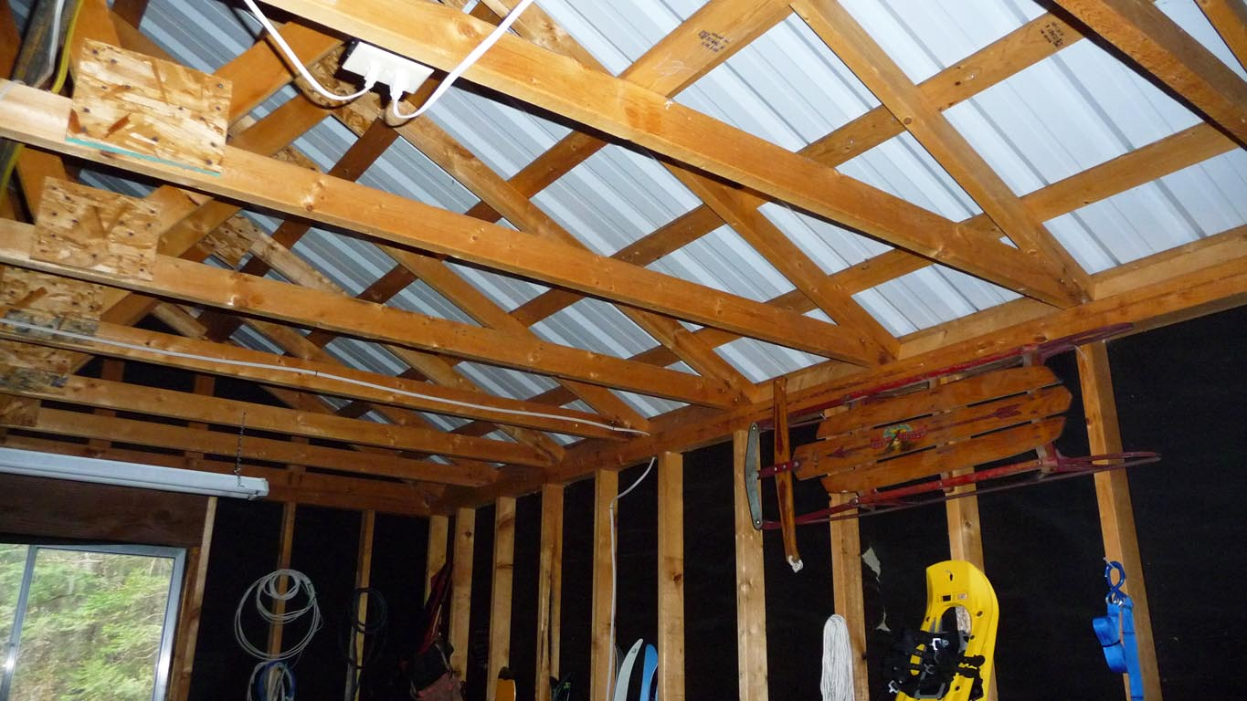 Insulation How To Properly Insulate A Garage Home